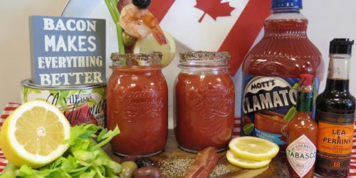 Evan's classic canadian caesar recipe